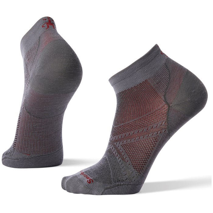 Smartwool - PhD® Run Ultra Light Low Cut Socks