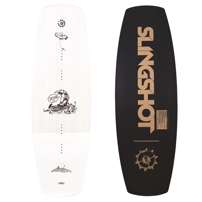 Slingshot - Shredtown Wakeboard 2019