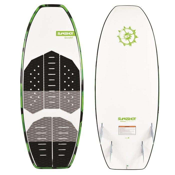 Slingshot - Gnarwhal Wakesurf Board 2019