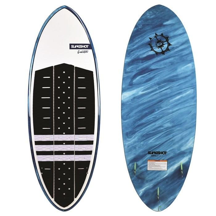 Slingshot - Coaster Wakesurf Board 2019