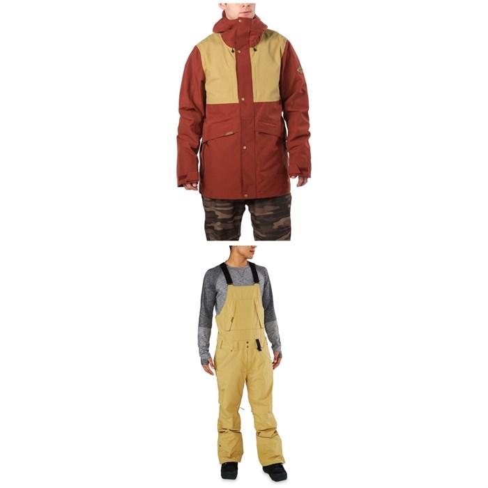 Dakine - Wyeast Jacket + Bibs