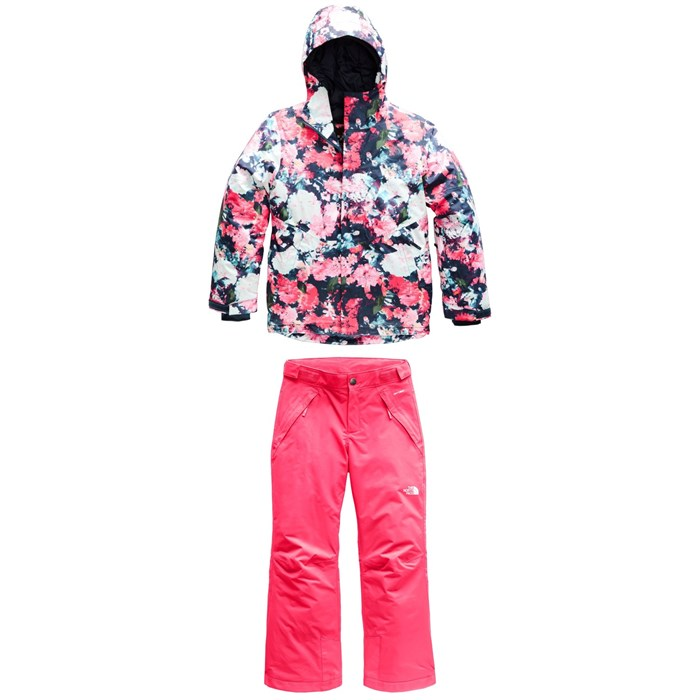 The North Face - Brianna Jacket + The North Face Freedom Pants - Girls'