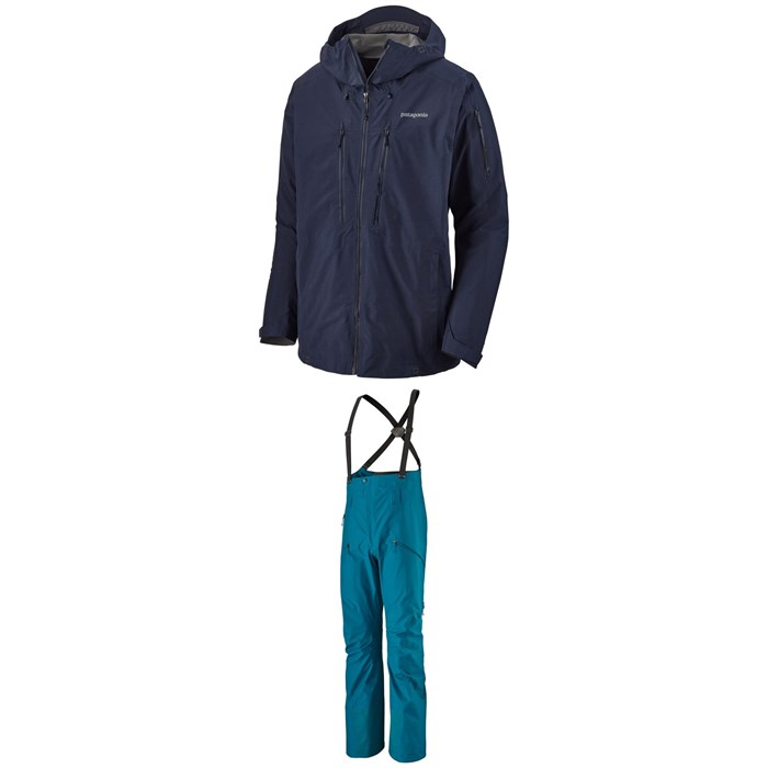 Patagonia - PowSlayer Jacket + Bib Pants