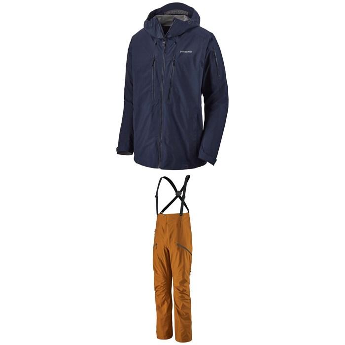 Patagonia - PowSlayer Jacket + Bib Pants 2020