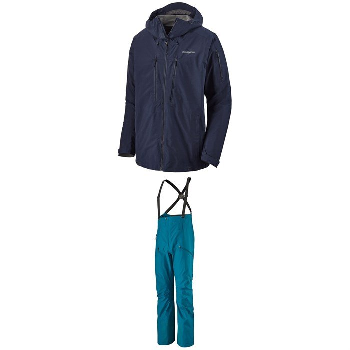 Patagonia - PowSlayer Jacket + Bib Pants 2020