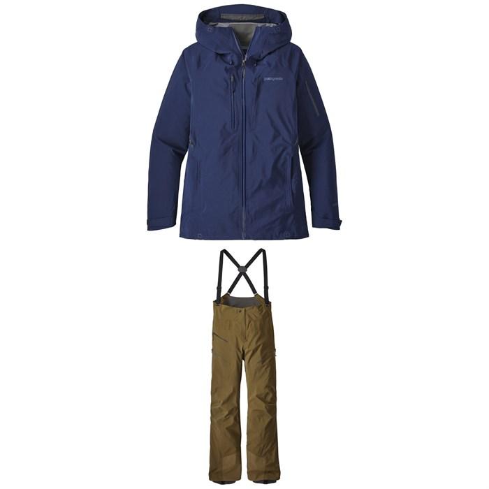 Patagonia - PowSlayer Jacket + Bib Pants - Women's