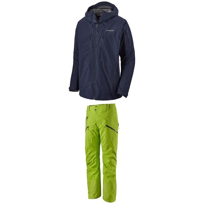 Patagonia - PowSlayer Jacket + Pants