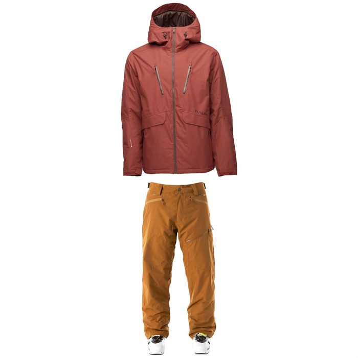 Flylow - Roswell Insulated Jacket + Snowman Insulated Pants