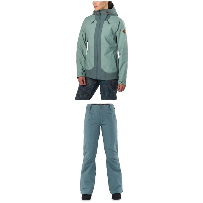 Dakine - Cranbrook Jacket + Westside Pants - Women's