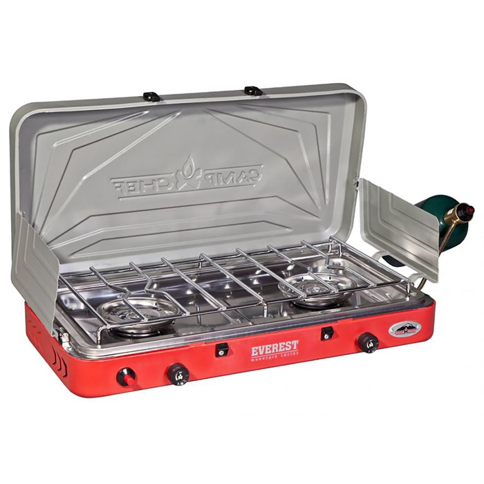 Camp Chef - Everest Two-Burner Camping Stove