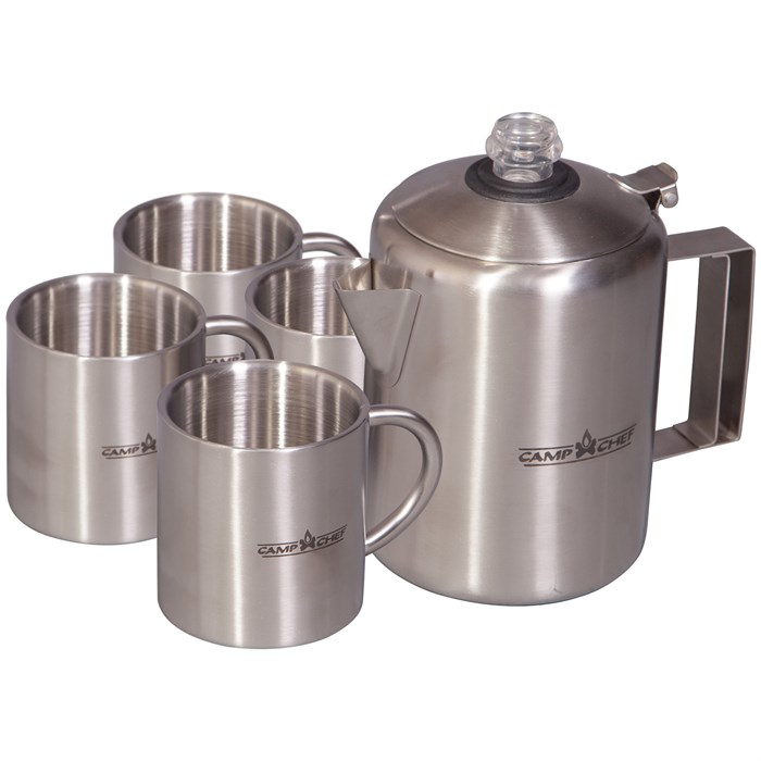 Camp Chef - Java 5 Coffee Set