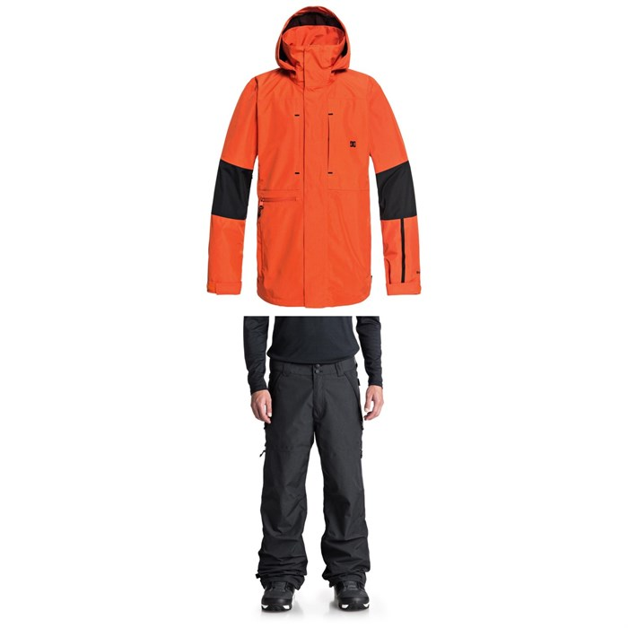 DC - Command Jacket + Nomad Pants