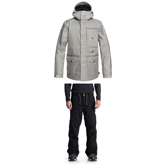 DC - Servo Jacket + Relay Pants