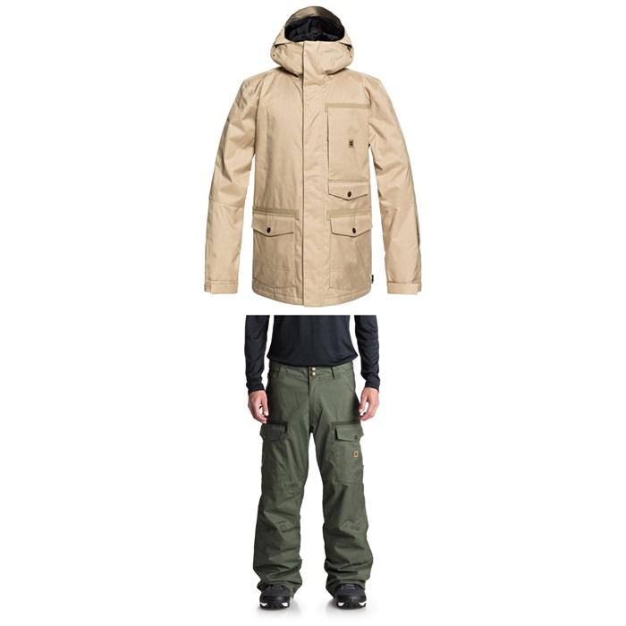 DC - Servo Jacket + Code Pants