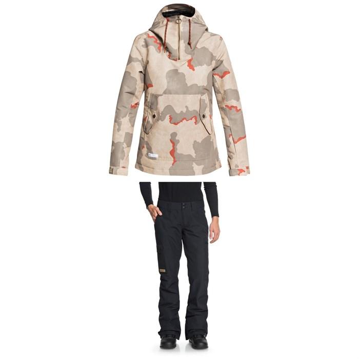 DC - Skyline Jacket + Recruit Pants - Women's