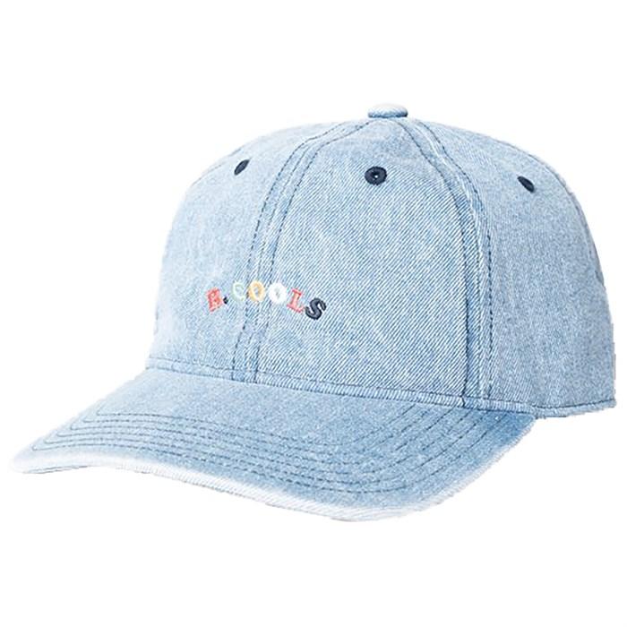 Barney Cools - B.Nostalgic Curve Brim Hat