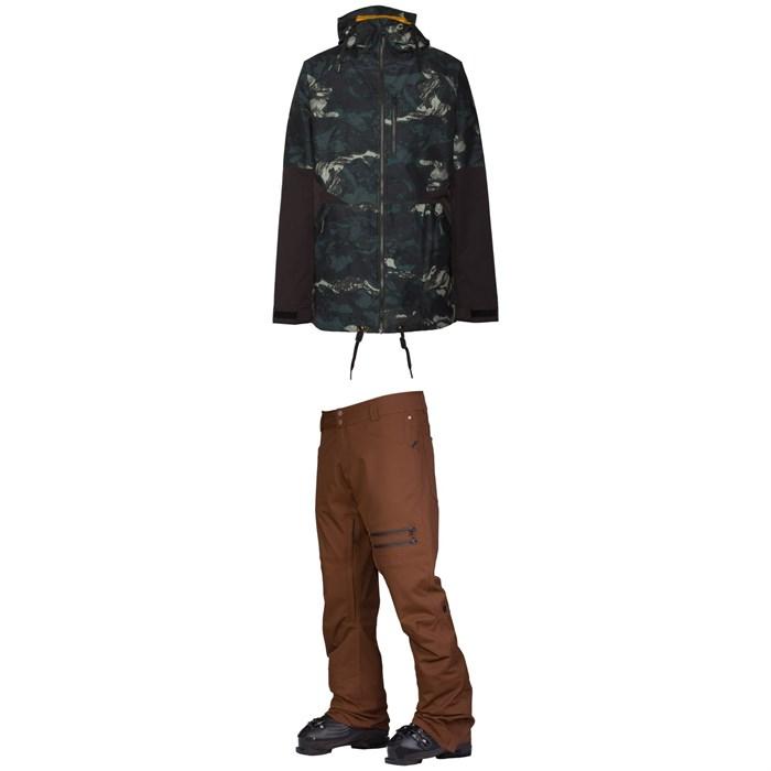 Armada - Carson Insulated Jacket + Atmore Pants