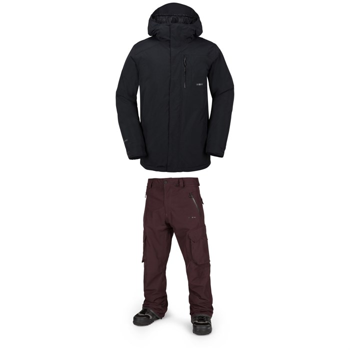 Volcom - L Insulated GORE-TEX Jacket + LO GORE-TEX Pants