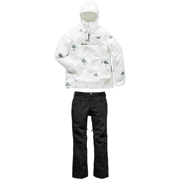The North Face - Vinny Ventrix™ Pullover Jacket + The North Face Aboutaday Pants - Women's