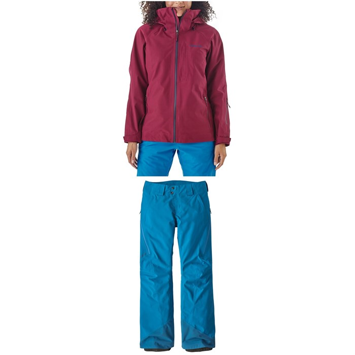 Patagonia - Insulated Powder Bowl Jacket + Pants - Women's