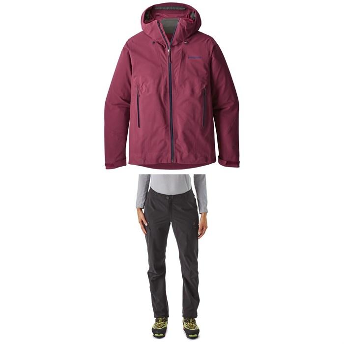 Patagonia - Galvanized Jacket + Pants - Women's