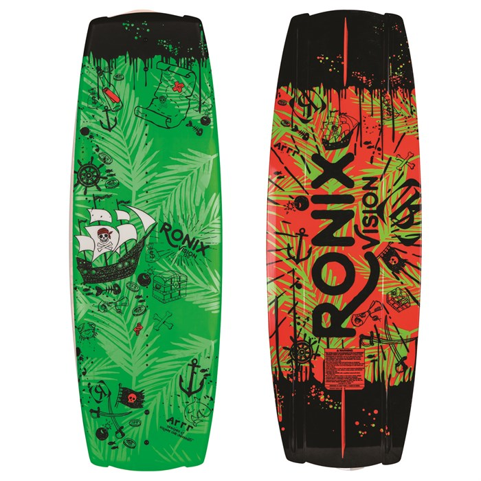 Ronix - Vision Wakeboard - Boys' 2019