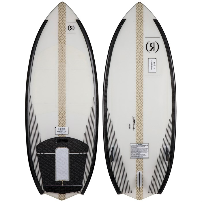 Ronix - Hex Shell 2 Conductor Wakesurf Board 2019