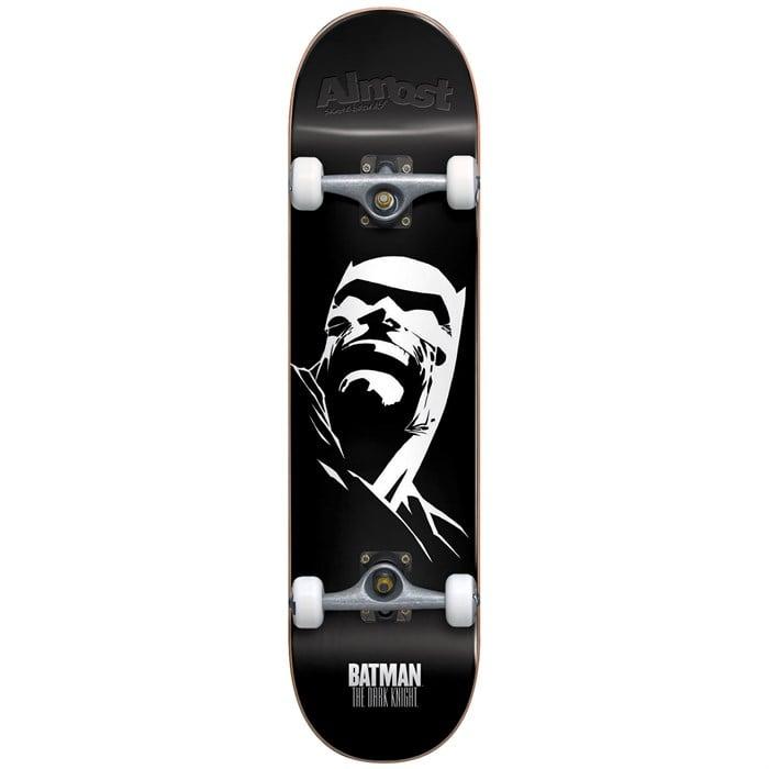 Almost - Dark Knight Resin Premium 8.0 Skateboard Complete