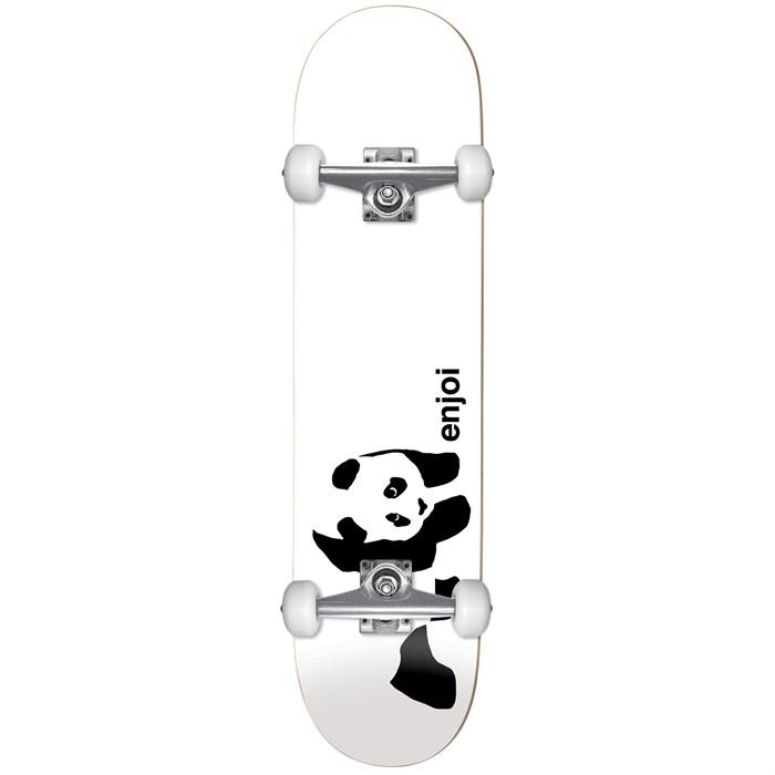 Enjoi - Whitey Panda FP 7.75 Skateboard Complete