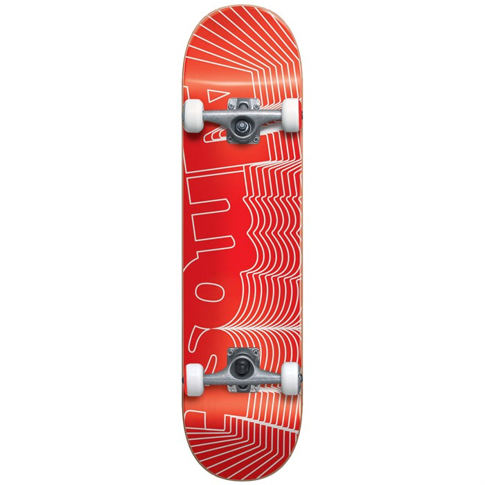 Almost - Unknown Pleasures FP 7.75 Skateboard Complete