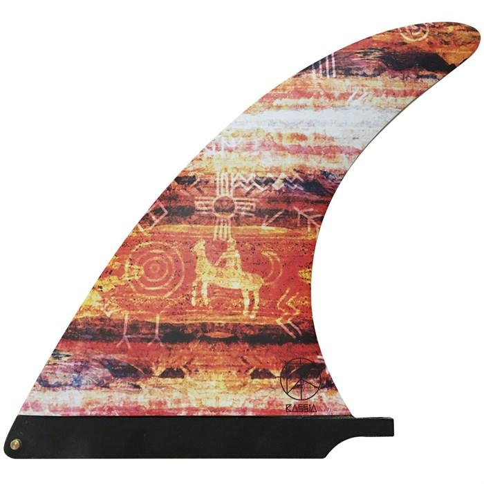 Captain Fin - Kassia Tie Dye 9.8 Longboard Fin