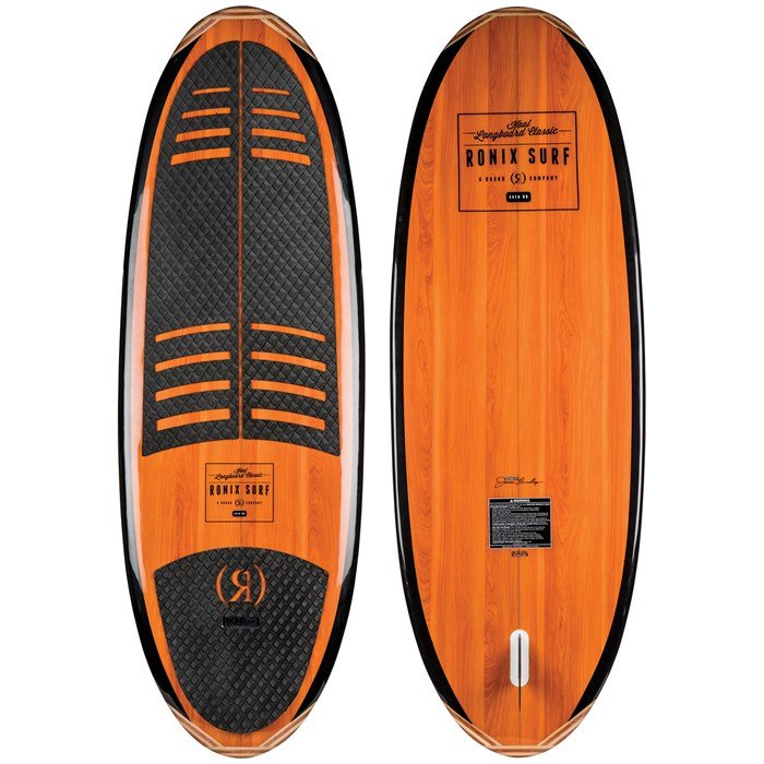 Ronix - Koal Classic Longboard Wakesurf Board 2019