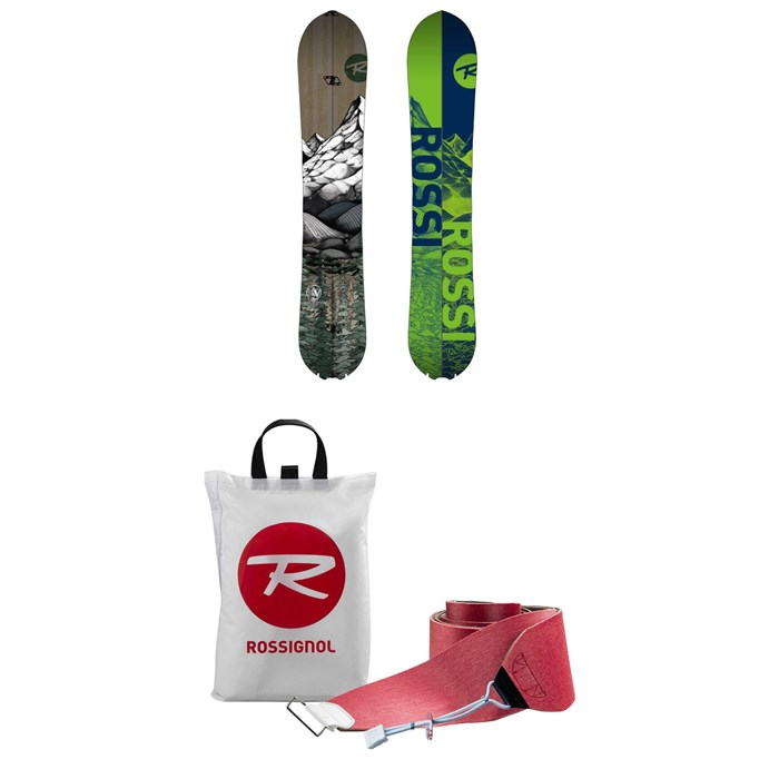 Rossignol - XV Splitboard 2019 + Rossignol XV Splitboard Skins