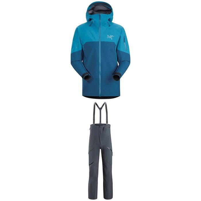 Arc'teryx - Rush Jacket + Rush LT Pants
