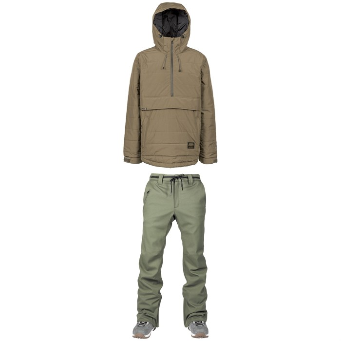 L1 - Aftershock Anorak Jacket + Thunder Pants