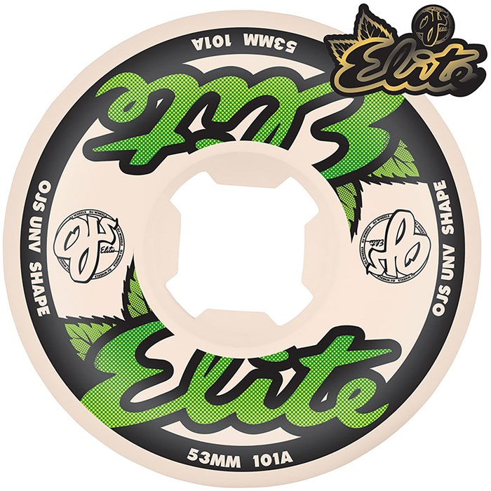 OJ - Elite Universals 101a Skateboard Wheels