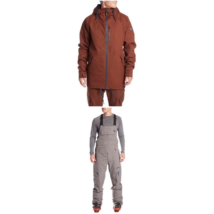 Armada - x evo Carson Insulated Jacket + Vision Bibs