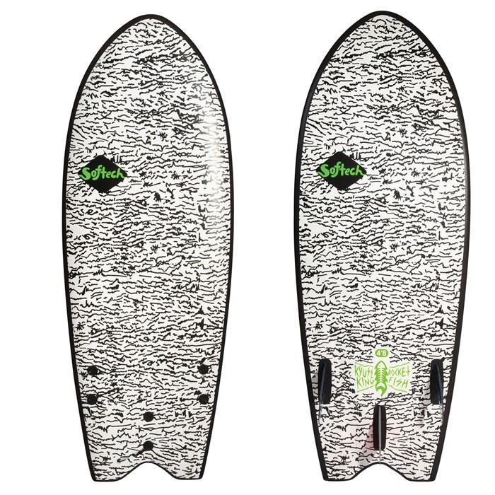 Softech - Kyuss Fish FCS II 5'8 Surfboard