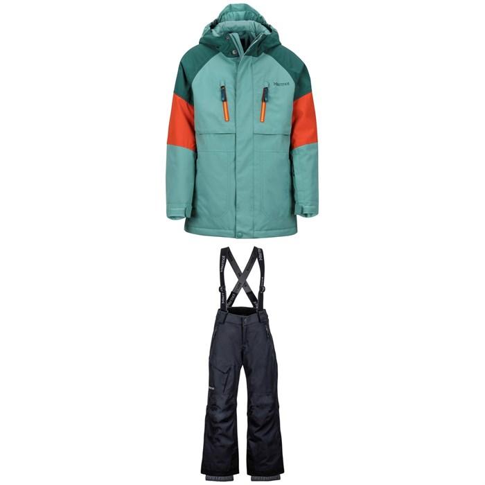 Marmot - Gold Star Jacket + Edge Pants - Big Boys'
