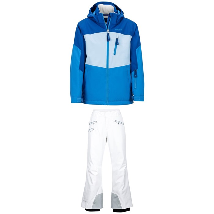 Marmot - Elise Jacket + Marmot Slopestar Pants - Big Girls'