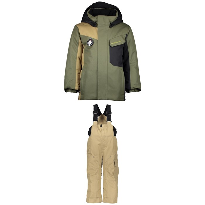 Obermeyer - Galactic Jacket + Volt Pants - Little Boys'