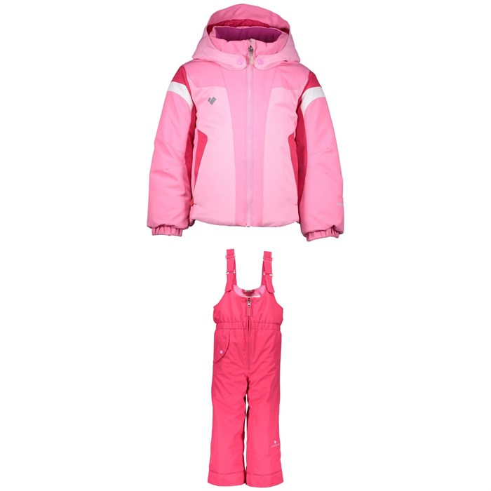 Obermeyer - Twist Jacket + Snoverall Pants - Little Girls'