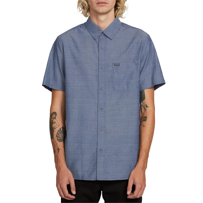 Volcom - Mark Mix Short-Sleeve Shirt