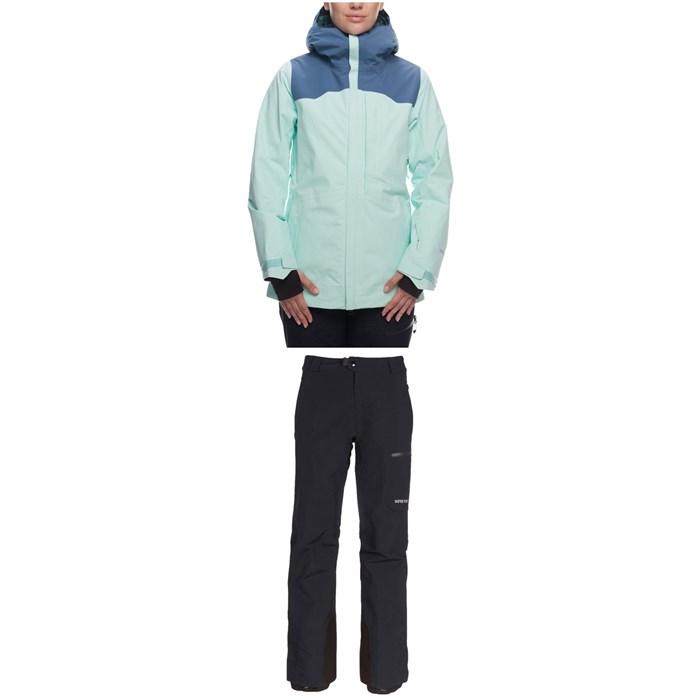 686 - GORE-TEX Wonderland Insulated Jacket + GORE-TEX Utopia Insulated Pants - Women's