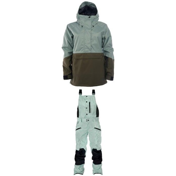 Saga - Rogue Anorak Jacket + Bib Pants - Women's