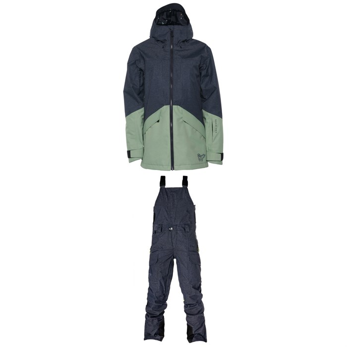 Saga - Empress 3L Jacket + Bib Pants - Women's