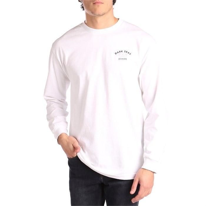 Dark Seas - Great White Long-Sleeve T-Shirt