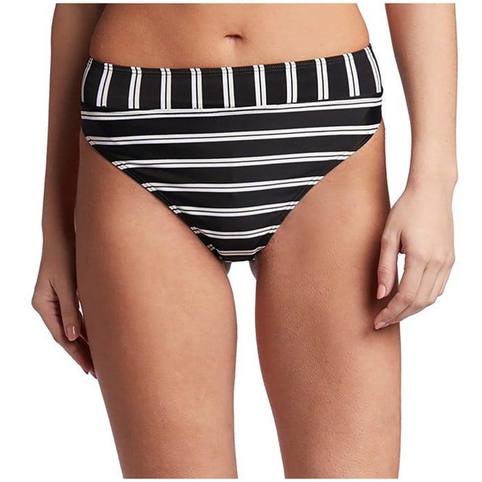 Sisstrevolution - Line Up High Hip Bikini Bottoms - Women's