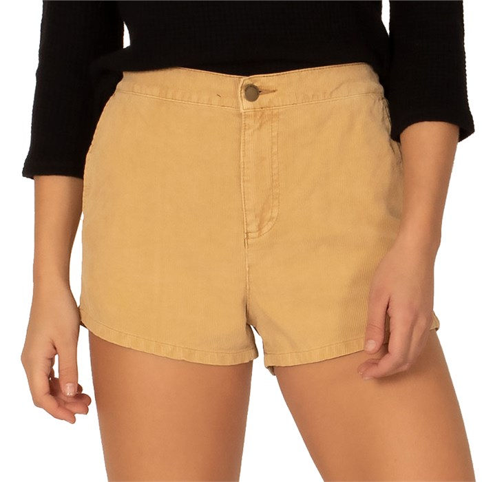 Sisstrevolution - Hit The Cord Shorts - Women's