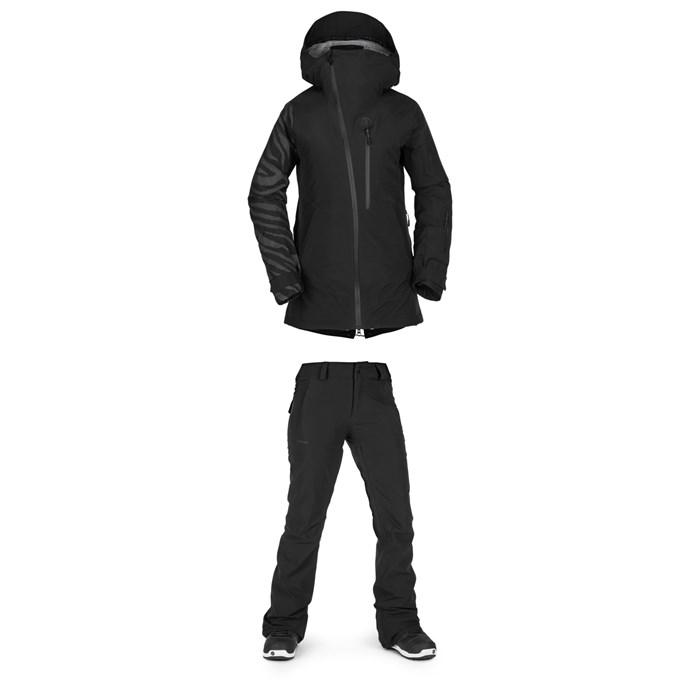 Volcom - NYA TDS® GORE-TEX Jacket + Volcom Flor Stretch GORE-TEX Pants - Women's